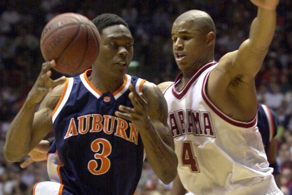 Schea Cotton (right) never played an NBA game, spending just one year at the University of Alabama before a 10-year sojourn around the world in a quest to make the big time.