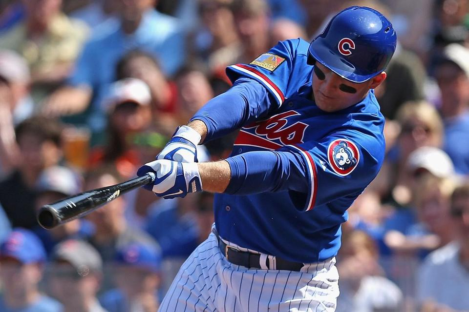 Anthony Rizzo got to 30 home runs this season before back issues sidelined him.