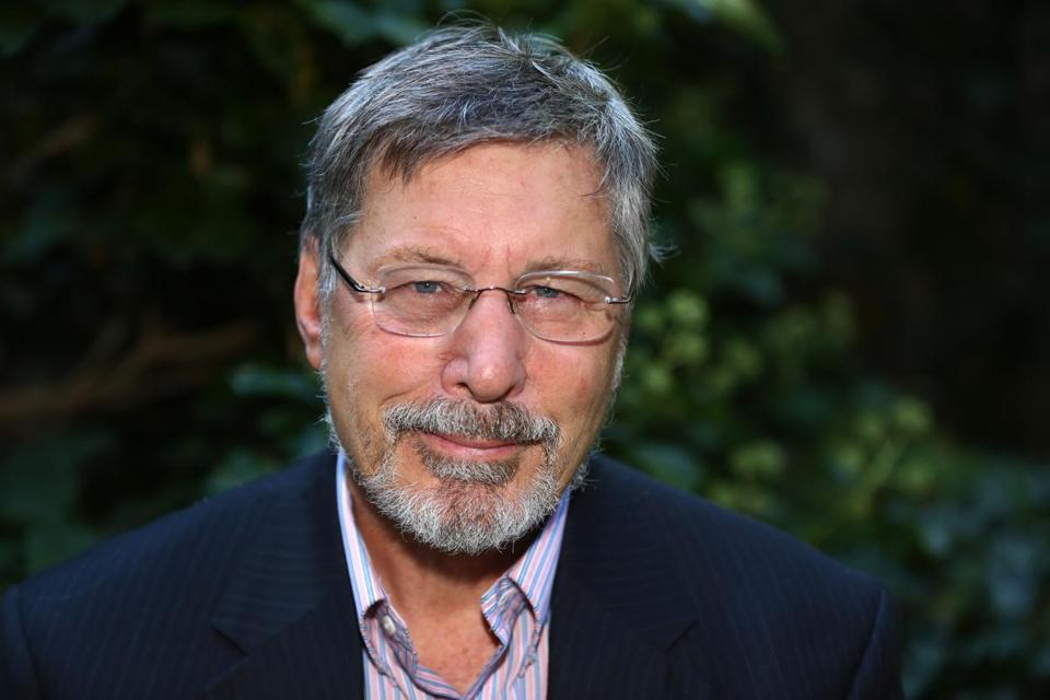 Dr. Bessel van der Kolk founded the Trauma Center in Brookline 35 years ago.