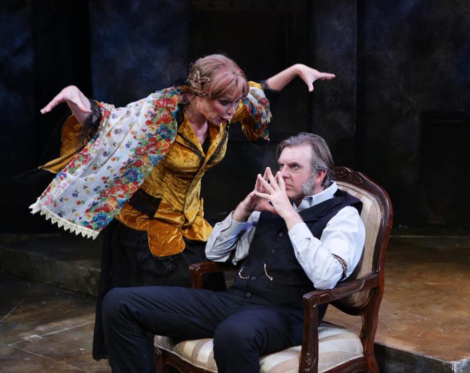 Lyric's 'Sweeney Todd' serves up revenge, one customer at a time ...