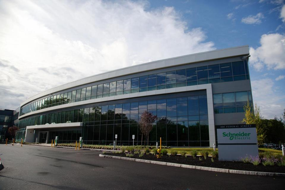 Schneider Electric To Move Us Headquarters To Andover