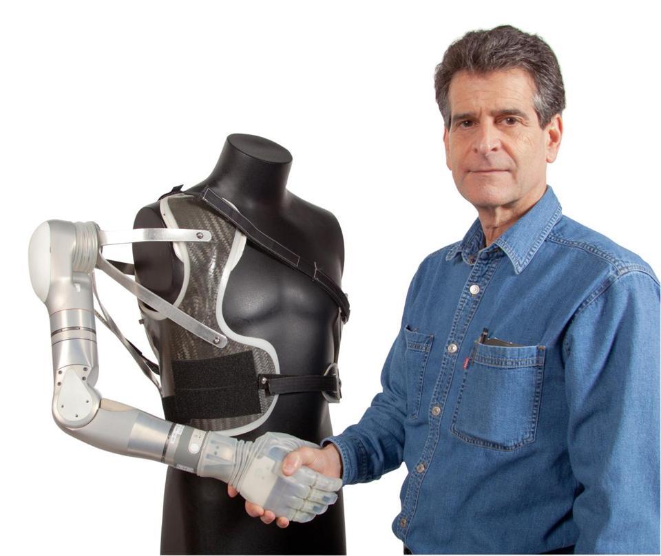 Robotic prosthetics companies