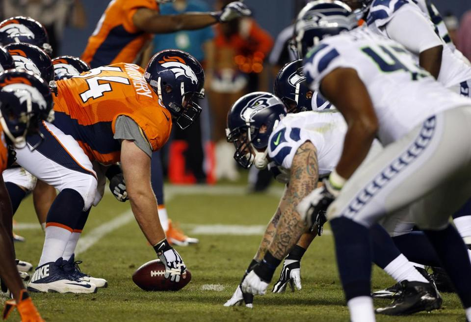The Broncos and Seahawks will be meeting in the first Super Bowl rematch in 17 years.