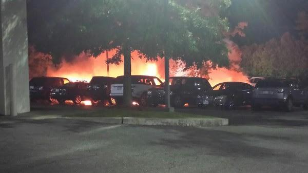 Sudbury Car Dealerships >> Sudbury Officials Probe Car Dealership Fire The Boston Globe