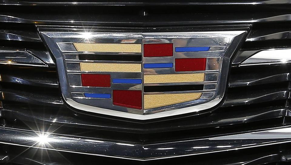 cadillac logo 2015. the cadillac brand will move its headquarters to new york city in 2015 said johan logo l