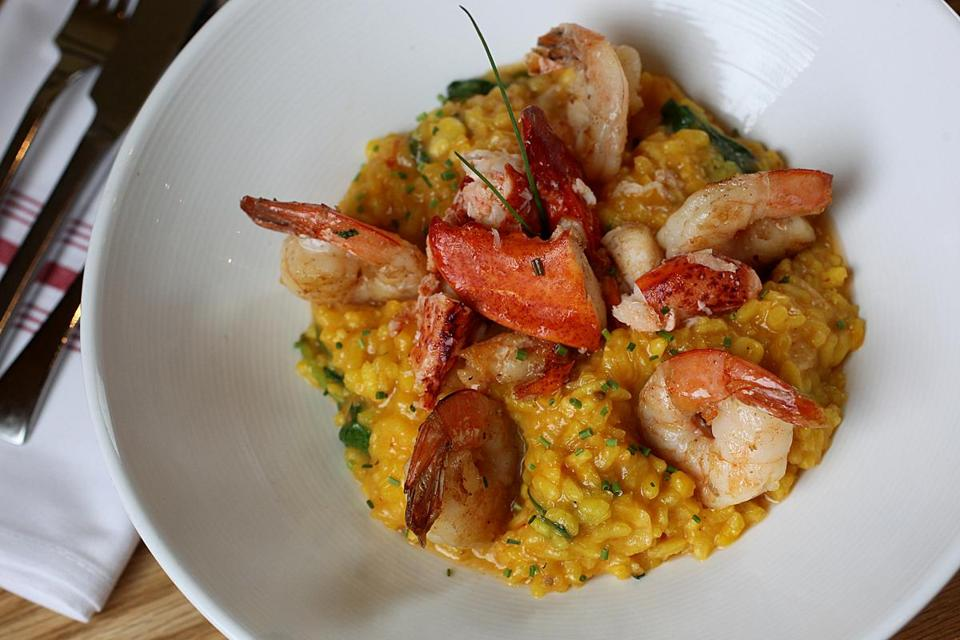 Evviva Cucina In Westford Puts Modern Twist On Classic Foods The