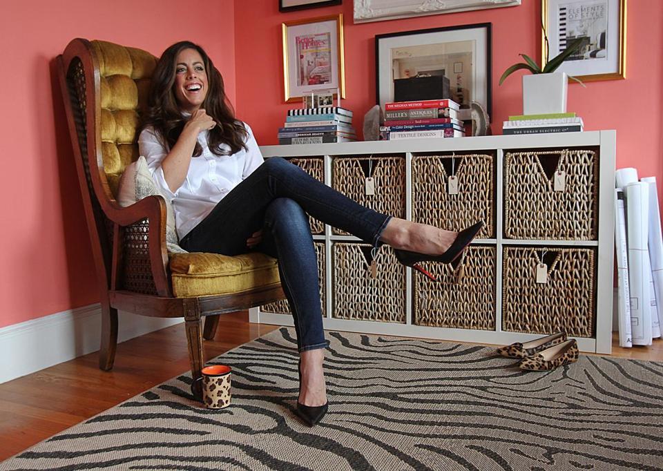 Interior Designer Erin Gates Started A Blog Found Career And Is Now Celebrating