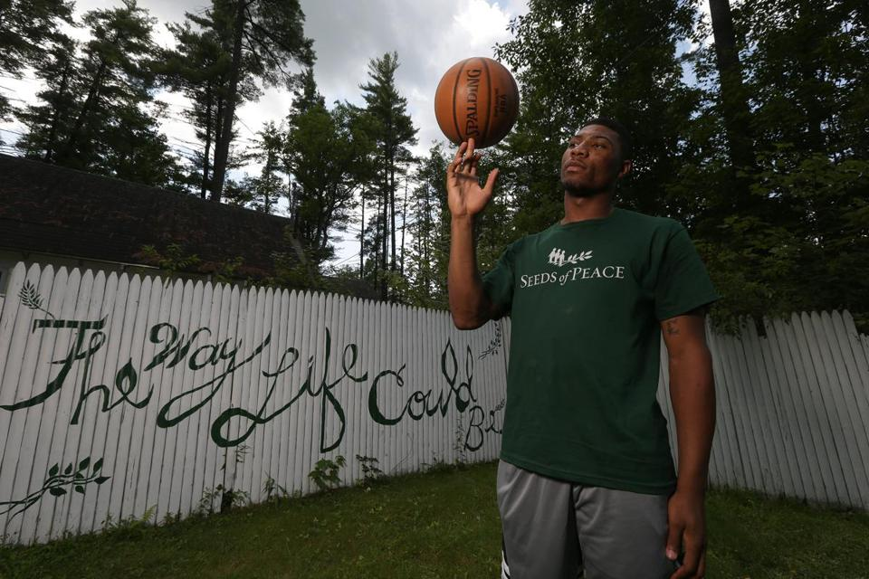 "What does Marcus Smart hope to accomplish in the NBA? ""Just to have a long career,"" he says. ""That's it."""