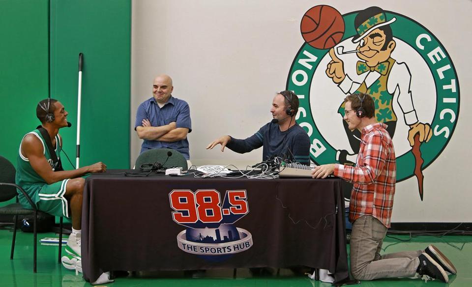 Boston Sports Radio >> How Do Boston S Sports Radio Shows Rate The Boston Globe