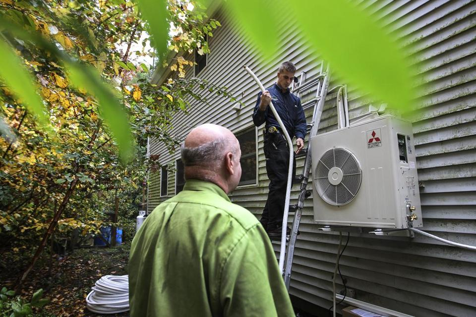 New Heat Pump Technology Can Warm Homes Even In Cold New