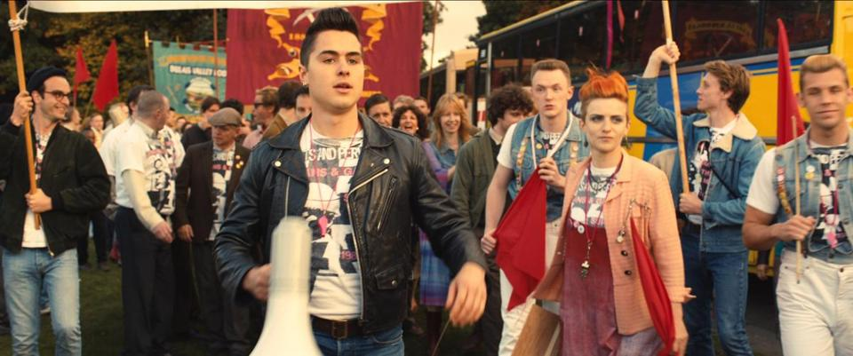 Movie review: 'Pride' a true-life tale that's easy to ...
