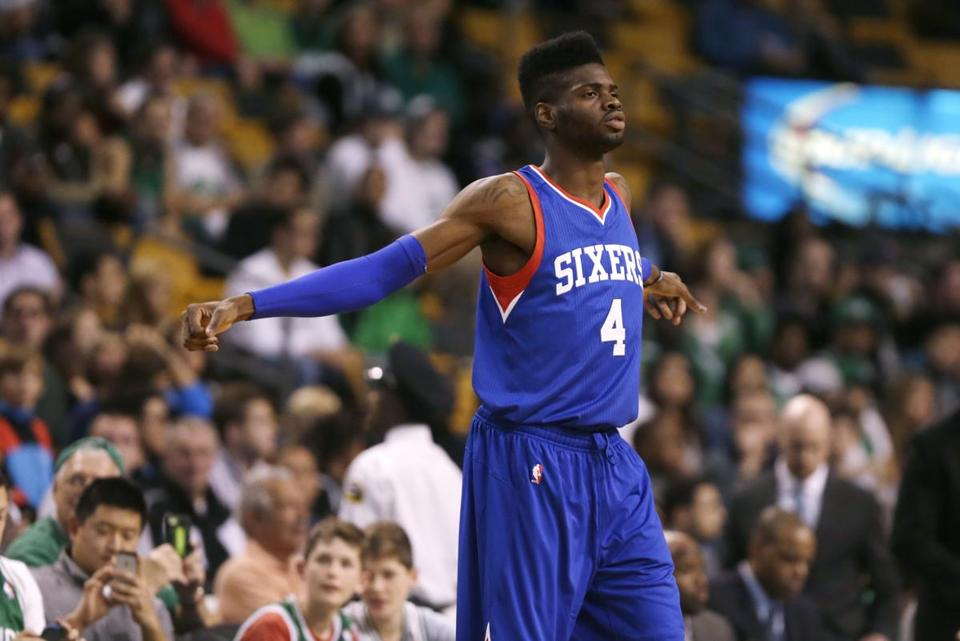 Image result for nerlens noel sixers