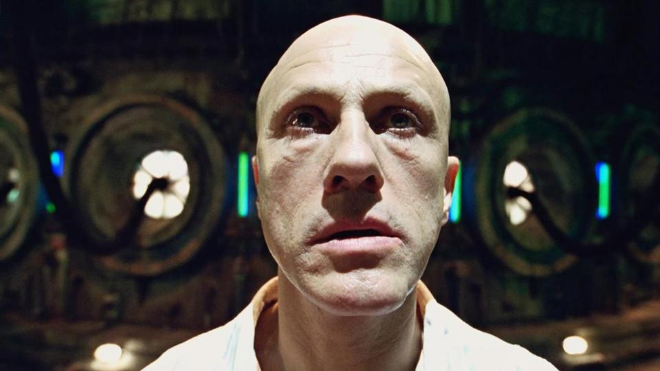 "Christoph Waltz stars in Terry Gilliam's ""The Zero Theorem."""