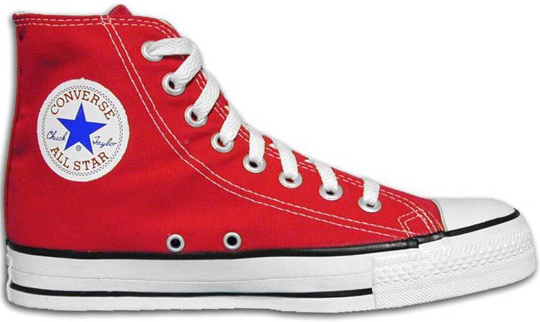 FROM MERLIN ARCHIVE DO NOT RESEND TO LIBRARY Converse Chuck Taylor All-Star  shoe. be4034325