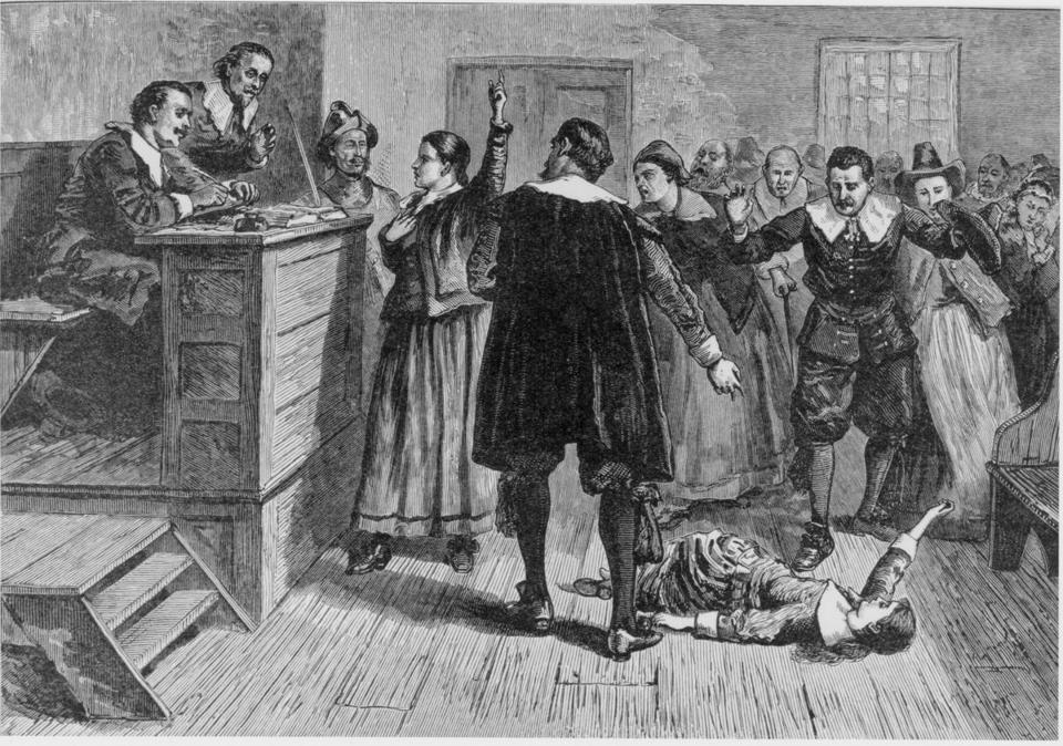What The Salem Witch Trials Taught Us About Language
