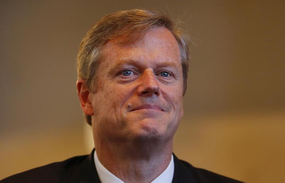 charlie baker for governor the boston globe