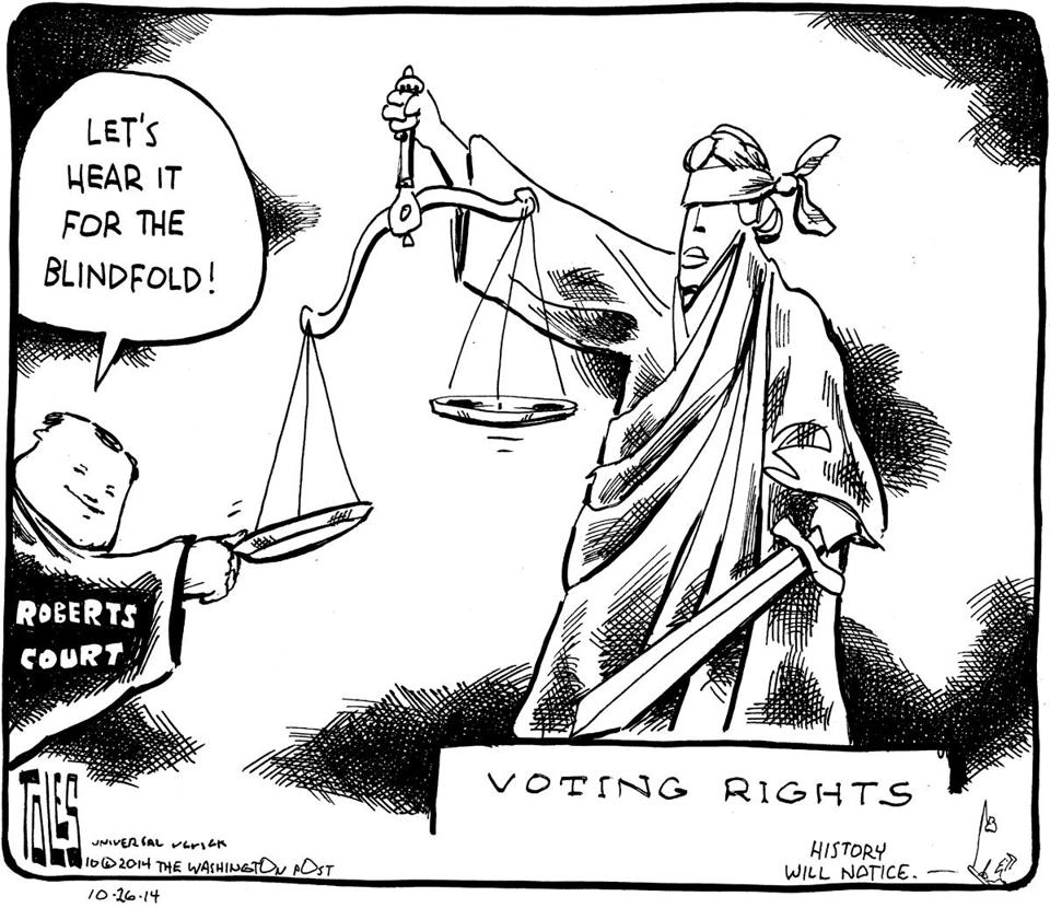 Black Voting Rights 83