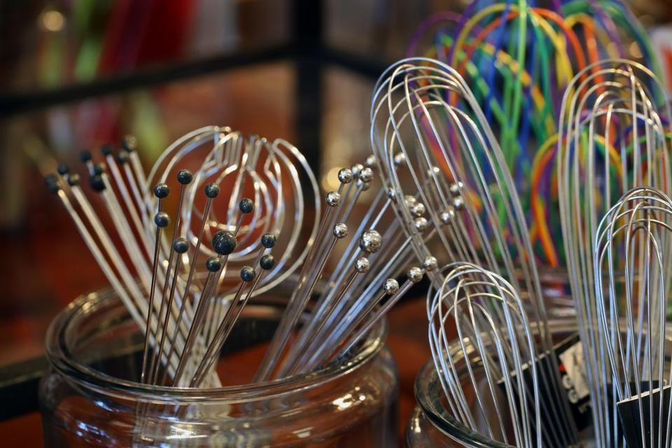 Captivating Willa Breese Stocks Whisks (top), Spoons, And Many More Items At Recently