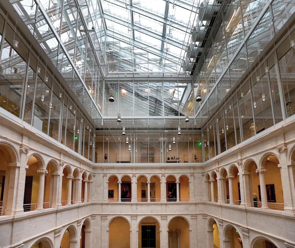 An Ambitious Expansion Unveiled At Harvard Art Museums