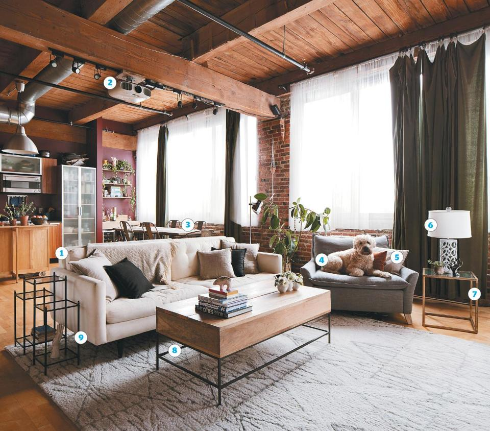 Loft Apartments: Loft Living For Newlyweds