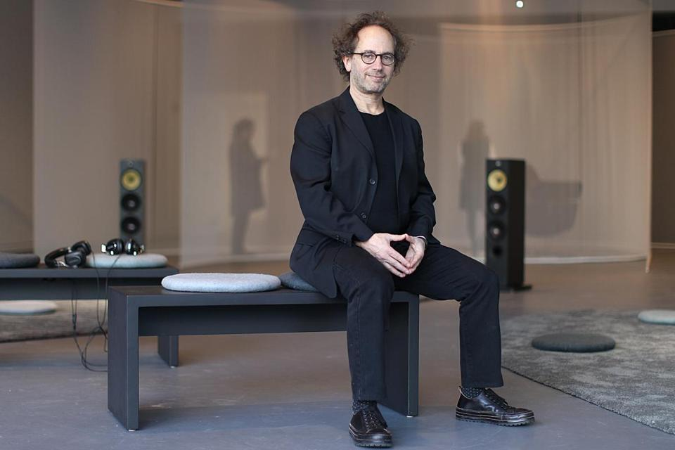 Tod Machover (pictured in 2014) was honored as composer of the year by Musical America.