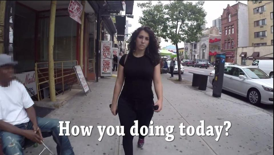street harassment essay Street harassment became another fear while traveling in a new city i didn't experience much of this, but there were a few incidents.