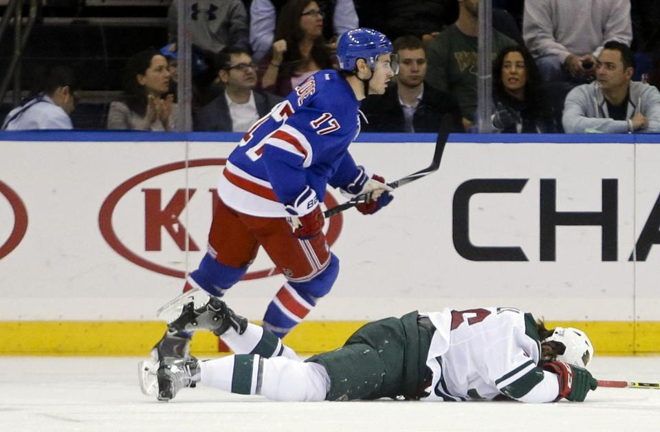 Marc Savard's injury helped set the standard for NHL supplemental ...