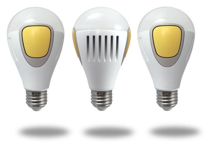 The BeON light bulb. BeON Home