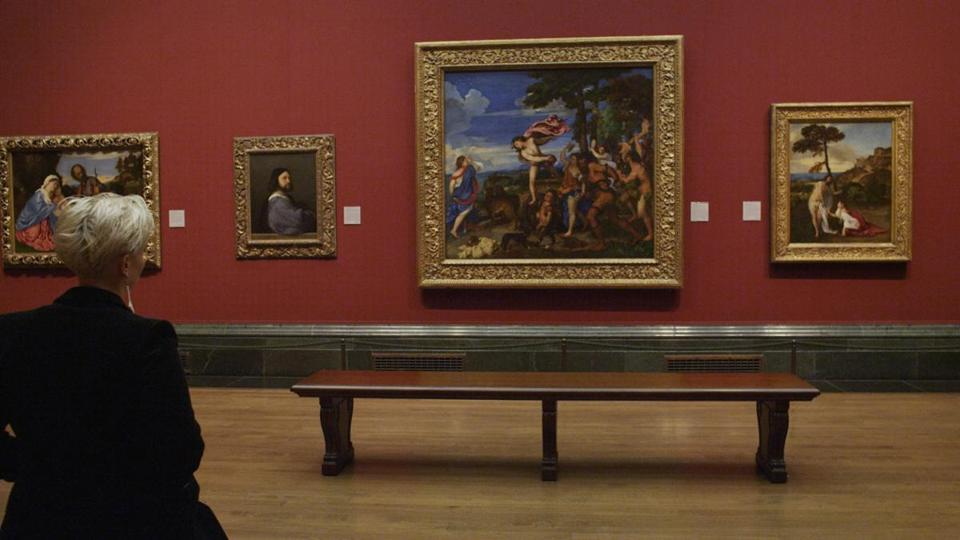 "In Frederick Wiseman's ""National Gallery,"" a behind-the-scenes look at Britain's most famous art museum."