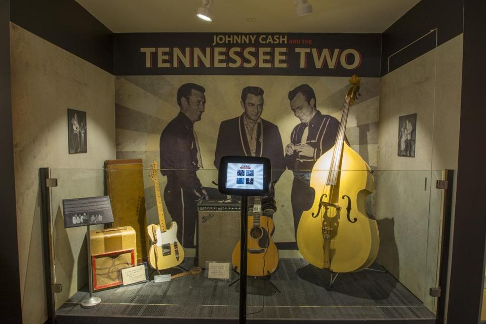 The Johnny Cash Museum.