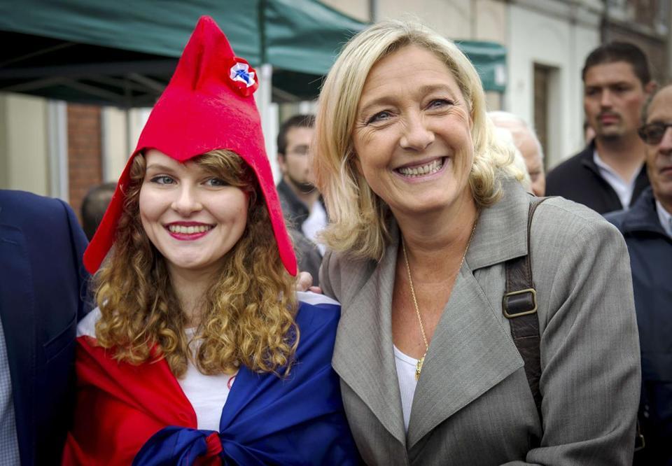 Marianne Le Pen