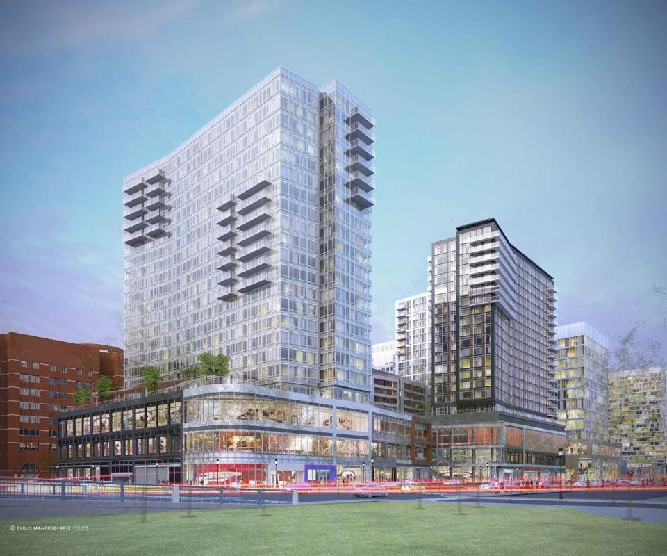 Movie Theater To Anchor Seaport Complex The Boston Globe