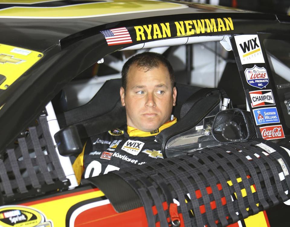 Underdog Newman looks to overachieve in NASCAR finale - The Boston Globe