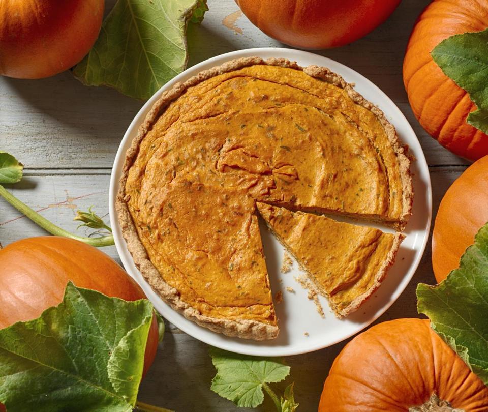 Recipes For Savory Pumpkin Tarts