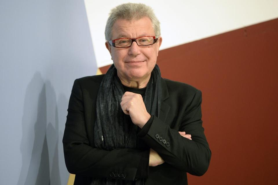 Bibliophiles:Daniel Libeskind, architect