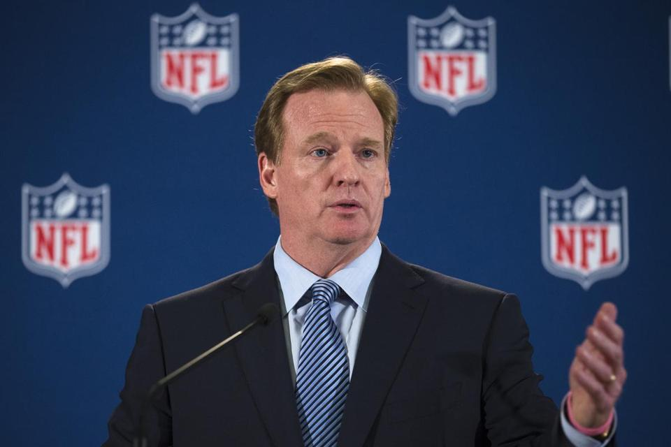 Commissioner Roger Goodell seems to be punishing the Vikings' Adrian Peterson for the sins of Ray Rice.