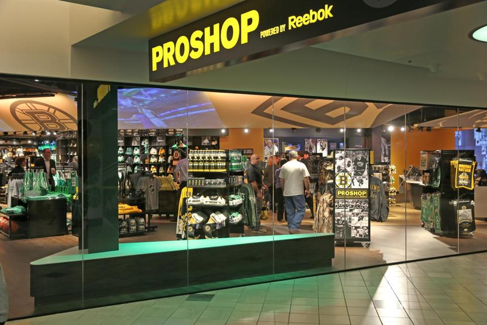 First Look. The all-new ProShop will be much more spacious and provide an improved shopping experience for fans. At more than 6, square feet, the new ProShop is more than double the size of the old store.