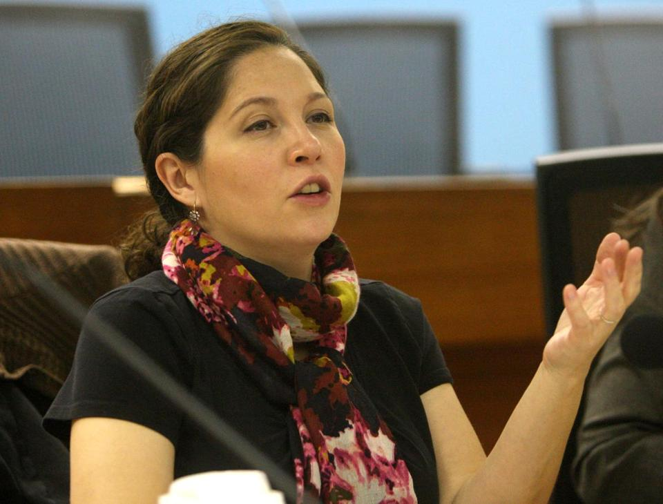 Laura Rótolo, of the American Civil Liberties Union of Massachusetts, criticized the proposed bill, saying it detains people without probable cause and without a warrant.