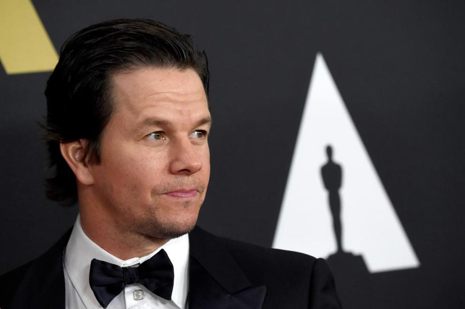 HOLLYWOOD, CA - NOVEMBER 08: Actor Mark Wahlberg attends the Academy Of Motion Picture Arts And Sciences' 2014 Governors Awards at The Ray Dolby Ballroom at Hollywood & Highland Center on November 8, 2014 in Hollywood, California. (Photo by Frazer Harrison/Getty Images)