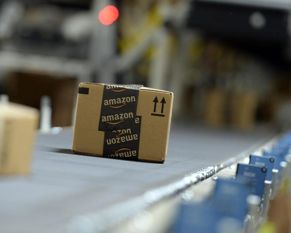 Amazon To Offer Free Same Day Delivery To Prime Members The Boston
