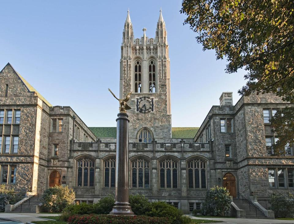 A Boston College graduate alleges that the university rushed to find the student responsible of sexual assault and deprived him of a fair hearing.