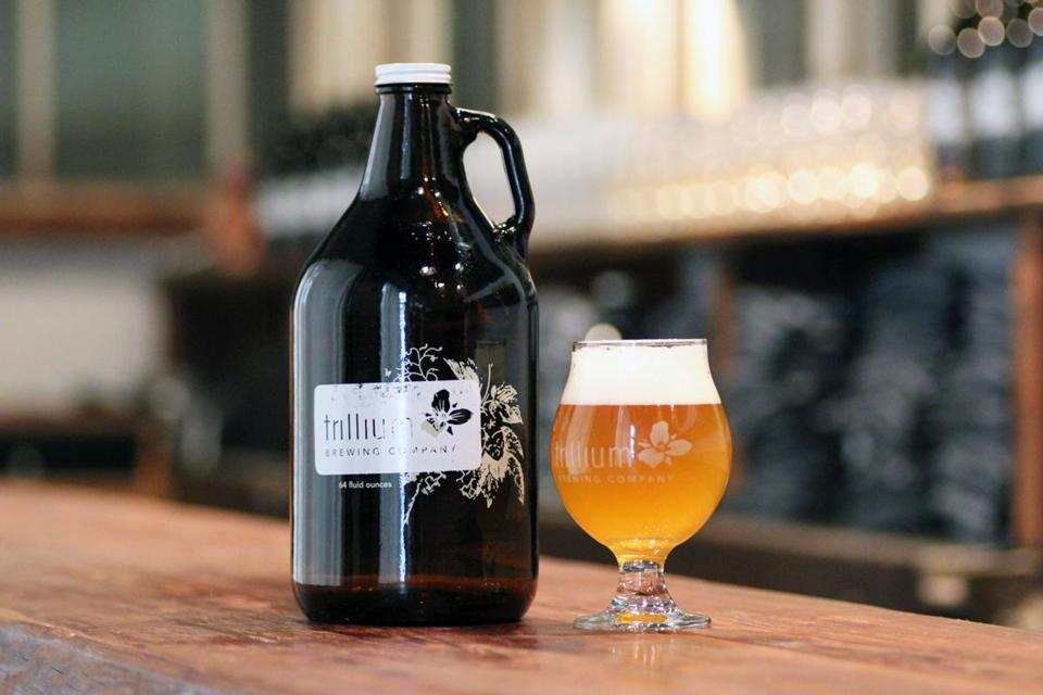 Trillium Brewing Company. Photo courtesy Trillium Brewing Company