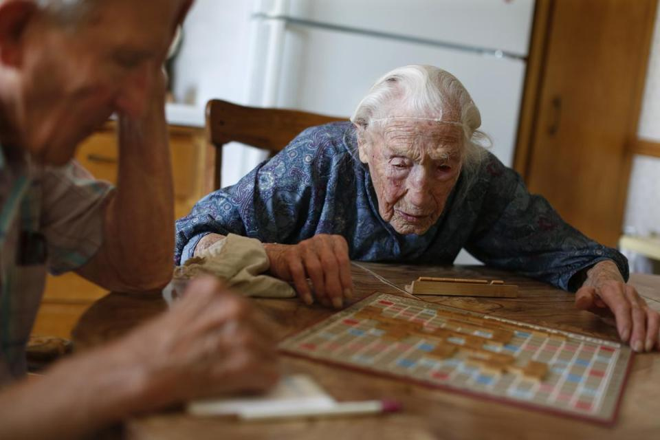 114-year-old woman who challenged Facebook age policy dies - The ...
