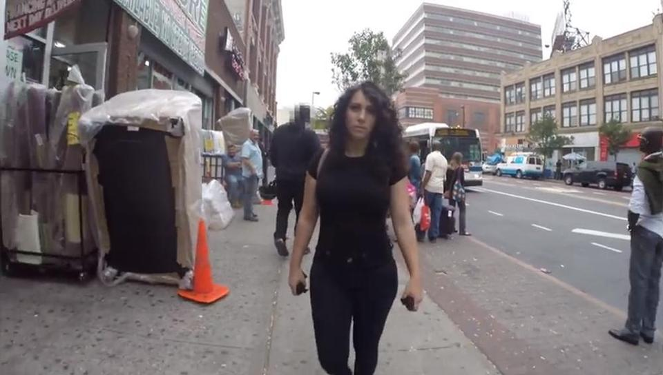 "The YouTube video, ""10 Hours of Walking in NYC as a Woman"" has been viewed over 38 million times."
