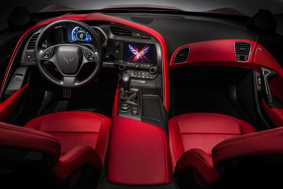 Superb The 2015 Chevrolet Corvette Stingray