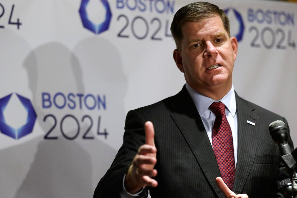 Mayor Martin Walsh said he has no plans to order police to release the information.
