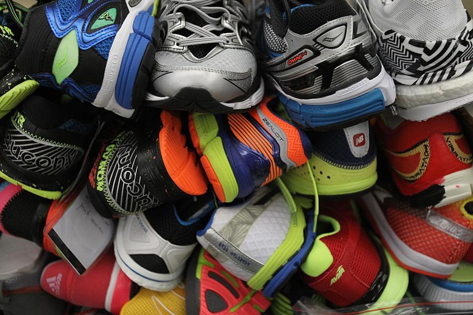 New Balance Boston Shoe