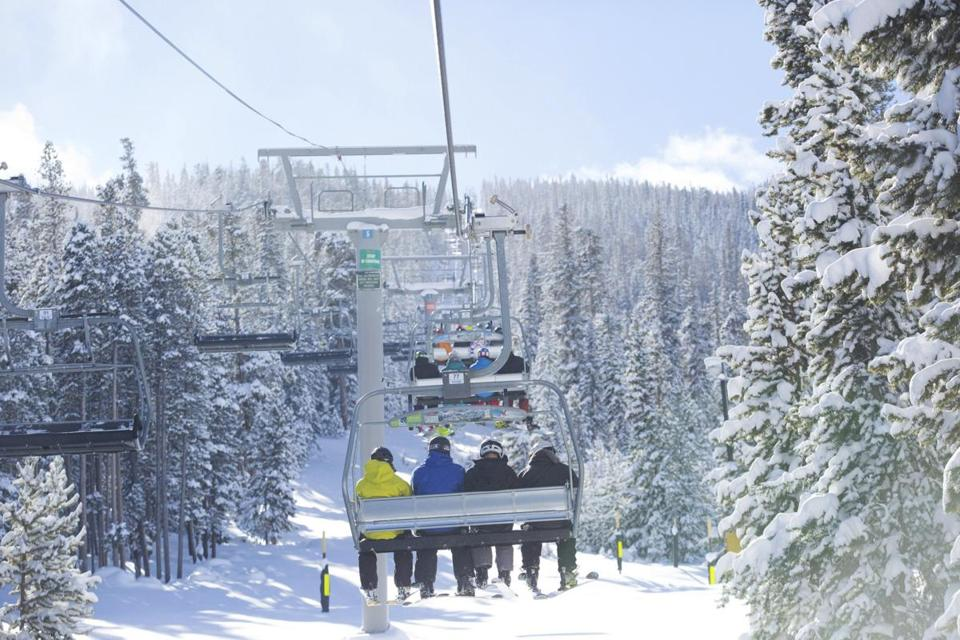 Liftopia sells lift tickets for more than 250 ski areas in North America, including Keystone in Colorado.