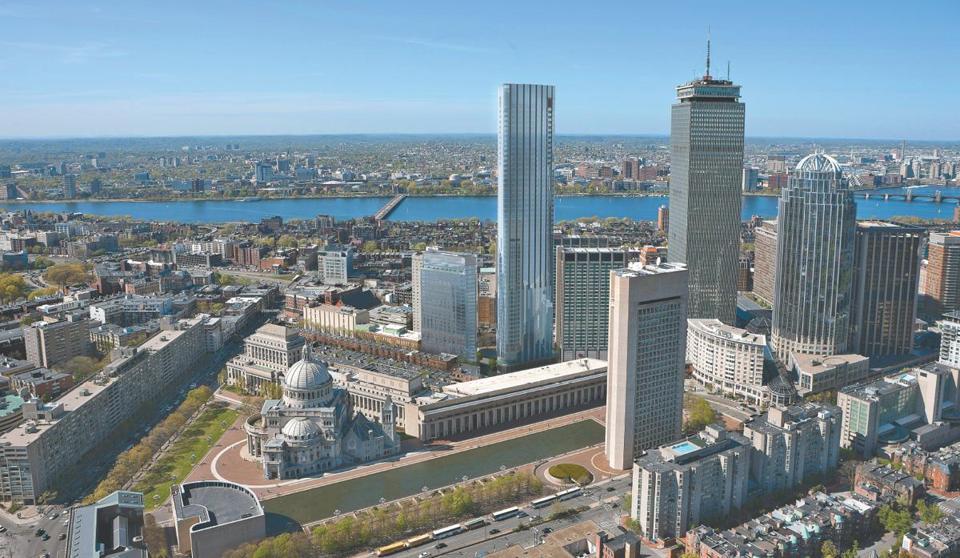 Developer Breaking Ground On Bostons Tallest New Skyscraper In 40
