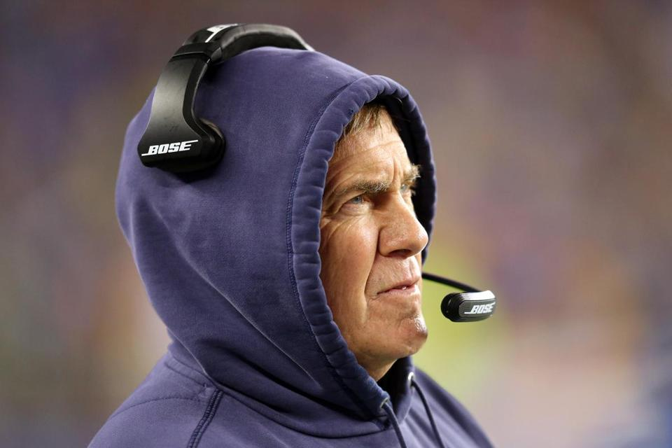 Bill Belichick said the Patriots will cooperate with the league on any investigation into the use of deflated footballs.